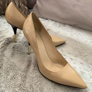 Kate Spade Patent Leather Pointed Toe Pump